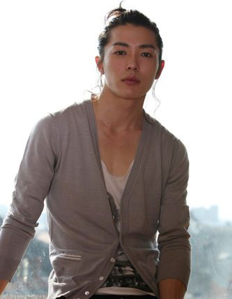 Kim Jae Wook aka the most intimidatingly gorgeous human I've ever seen.