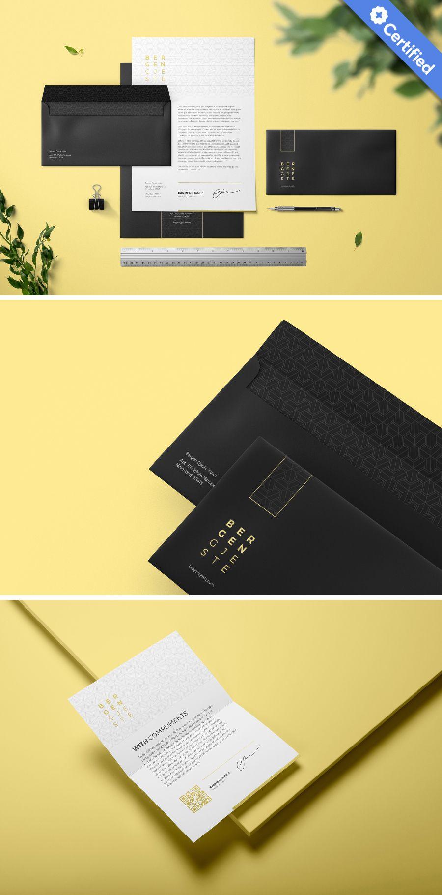 BG Premium Stationery Luxury business cards, Premium