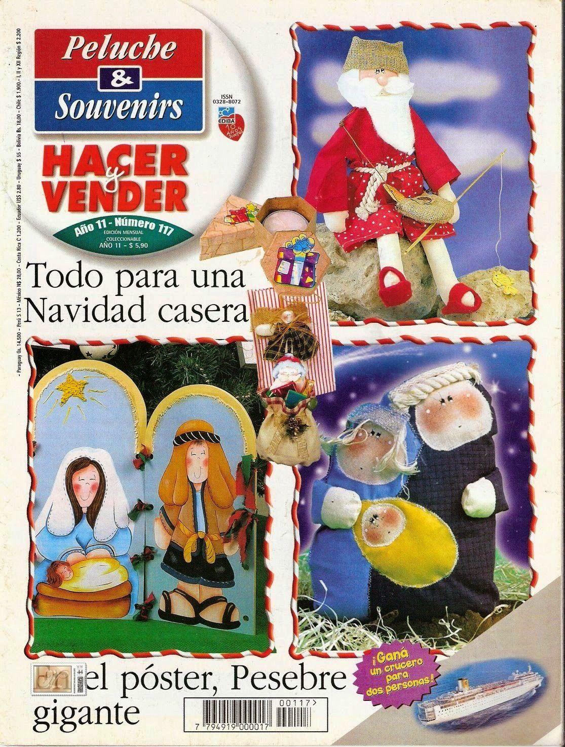 Manualidades para navidad revistas de navidad for Manualidades souvenirs navidenos