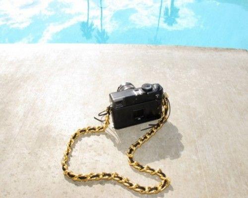 Chain Camera Strap