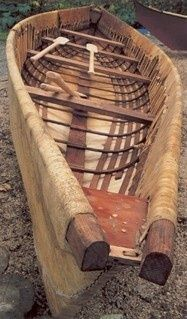 athabascan hunting canoes - Google Search