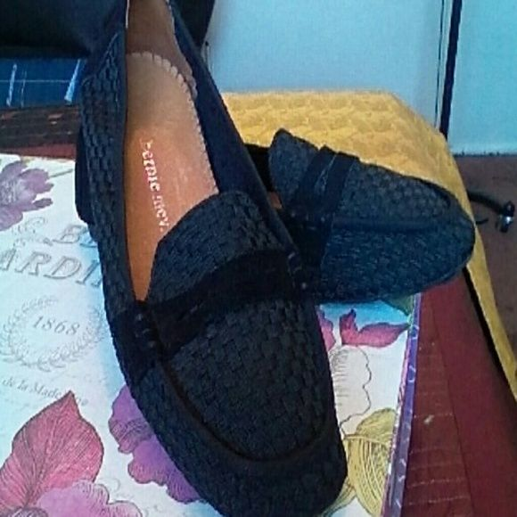 7d5e07f3747 DRIVING LOAFERS BLACK 9M VERY VERY COMFORTABLY LOAFERS BERNIE MEV. DRIVING  MOCCASINS 9 USED ONCE BERNIE MEV. Shoes Flats   Loafers