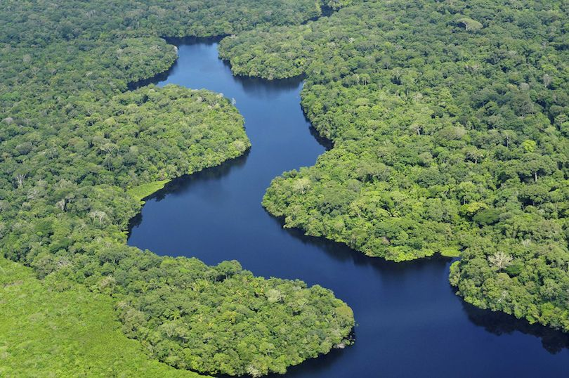 One Of Most Important Rivers In The World The Amazon River Is The - Two longest rivers in the world