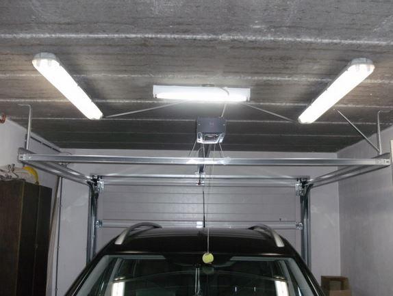 TL verlichting in de garage. | Verlichting | Pinterest