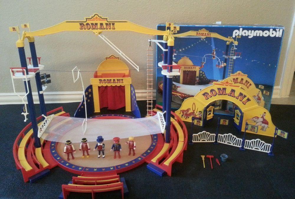 Image Result For Playmobil Romani Circus Band Romani Circus By