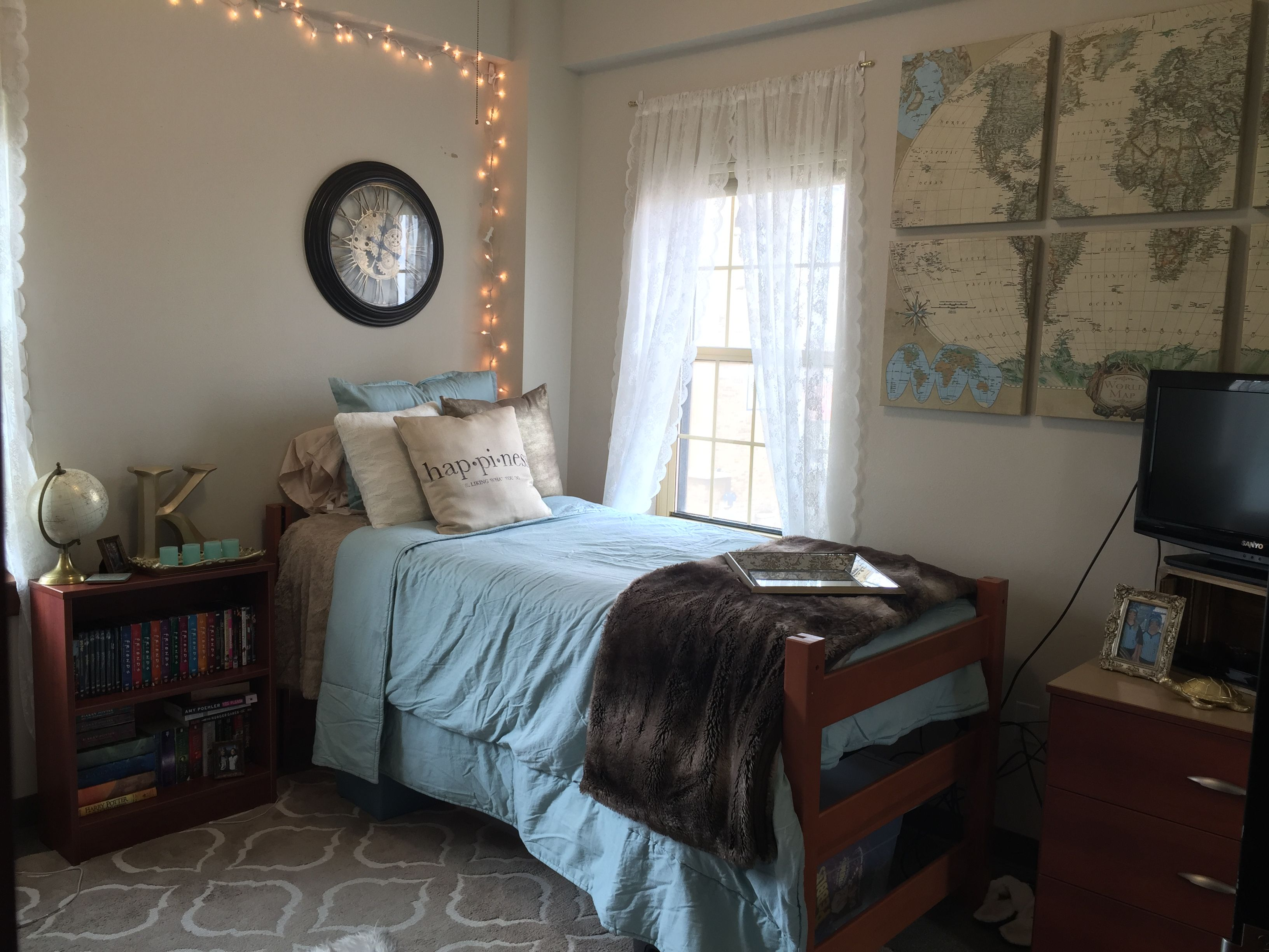 Texas Tech University Dorm  Murray Hall❤️ Part 96