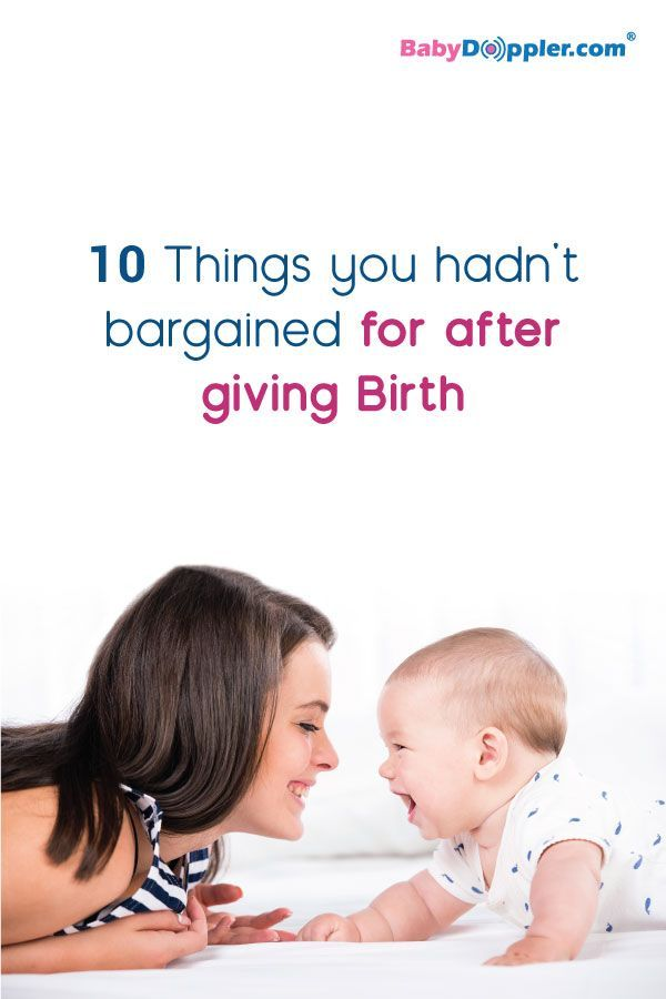 After all the great expectations and the excitement of bringing forth a new life...   - Tips for moms -