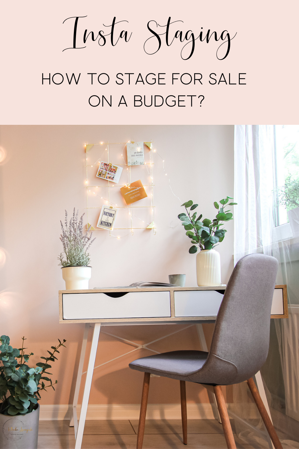 Insta Staging How To Stage For A Sale On A Budget Home Staging Dining Chairs For Sale Home Staging Tips
