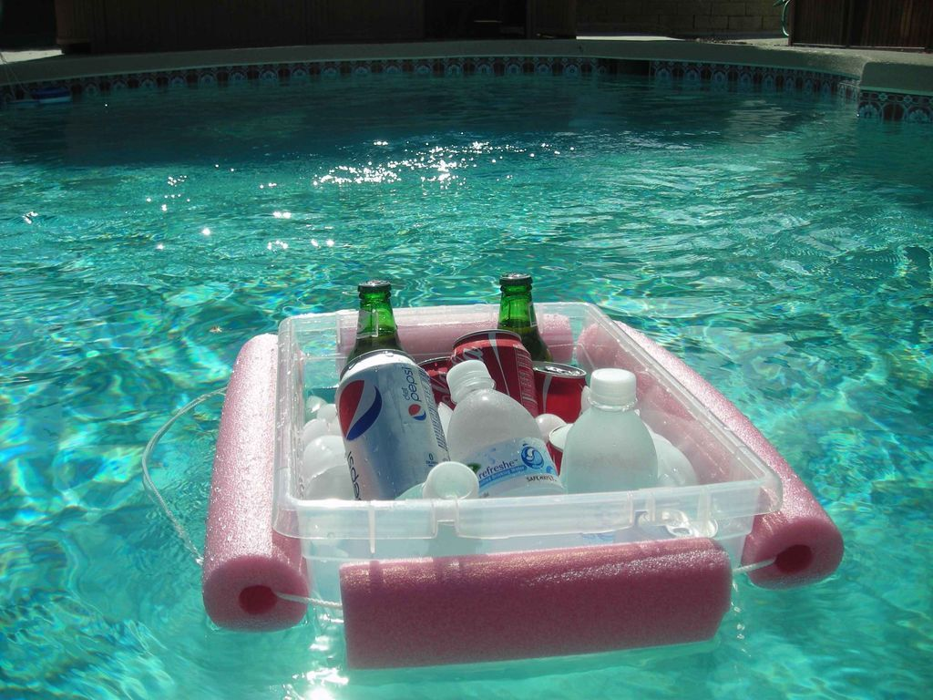 Cooler for the river?