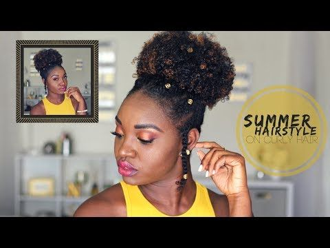 Trendy Instagram Inspired Natural Hairstyle Ft Creme Of Nature Youtube Natural Hair Styles Hair Styles Beautiful Natural Hair