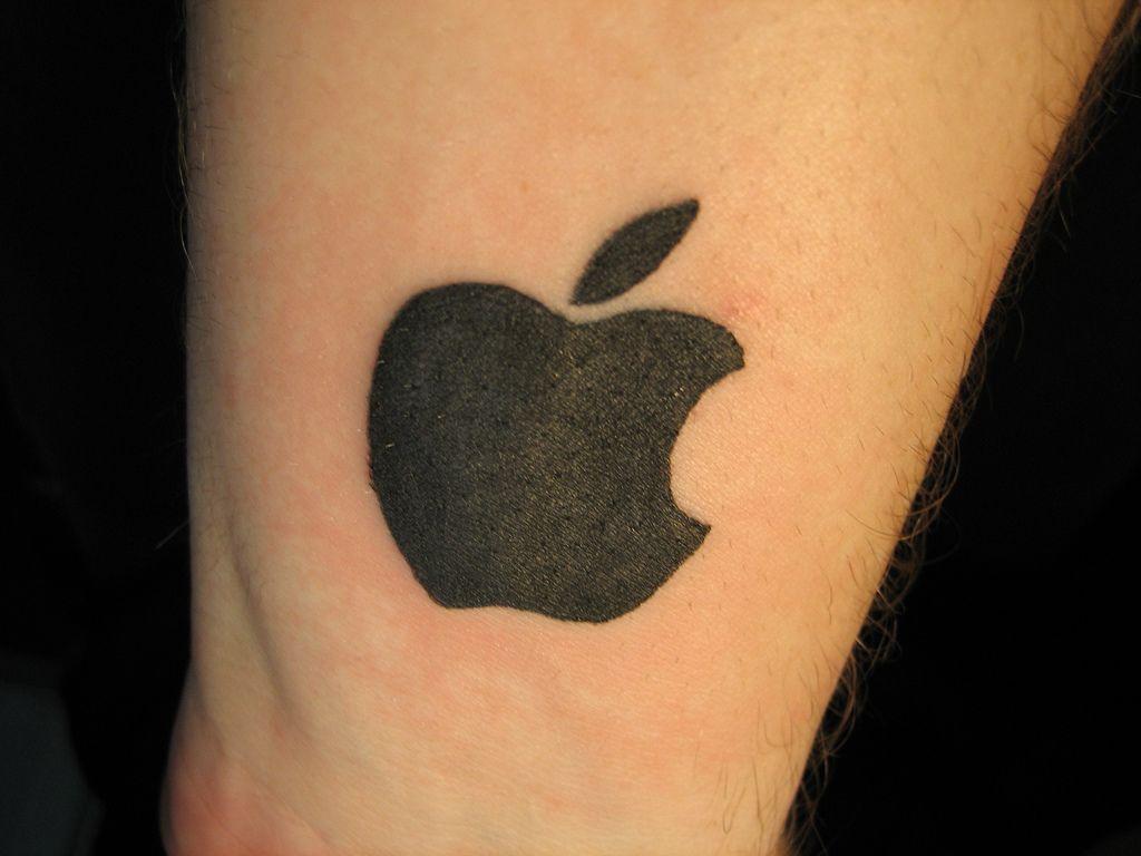 Computer Tattoo, Small Tattoos