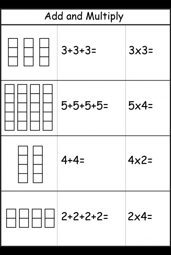 Multiplication For Beginners Worksheets multiplication free – Multiplication Worksheets for Beginners