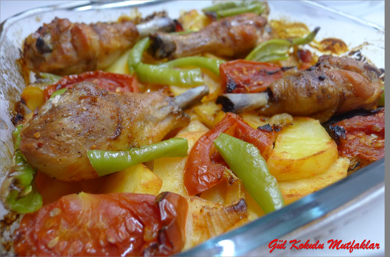 Photo of recipe: potato chicken dishes