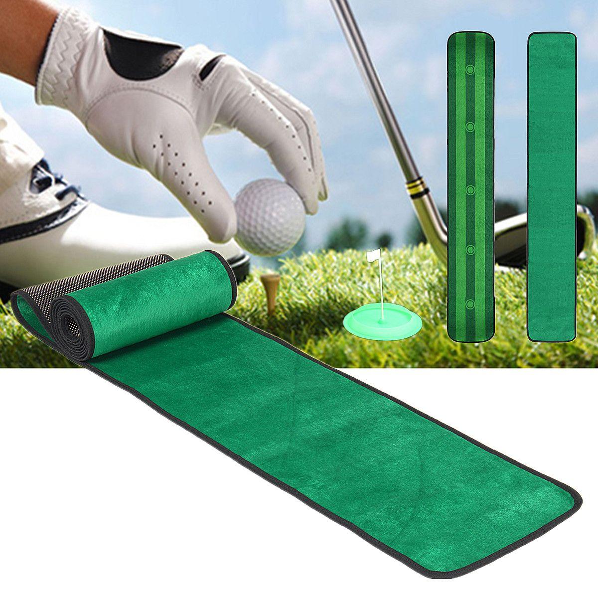 30x300cm Indoor Outdoor Golf Putting Practice Green