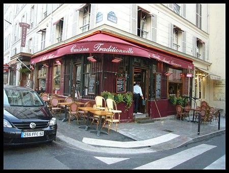 【PARIS】【 Bistrot de la Grille Saint-Germain】【サンジェルマン界隈】 | パリ6区サンジェルマン村