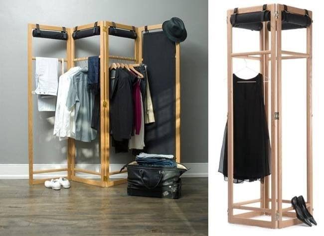 Clothes decorations pinterest tienda movil - Biombos separadores de espacios ...