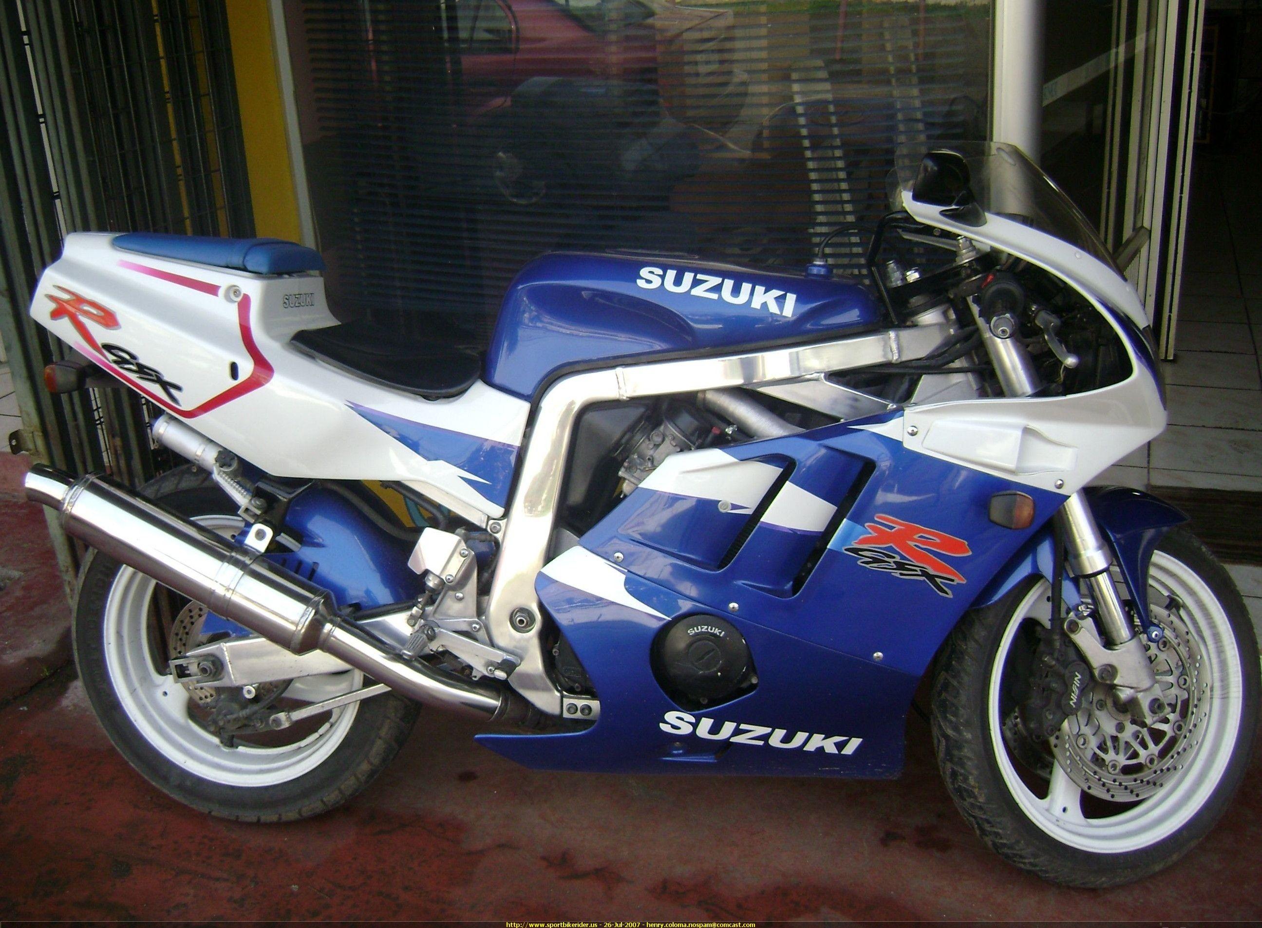 Suzuki Gsx 400cc 1991 Google Search Bikes Cars Pinterest