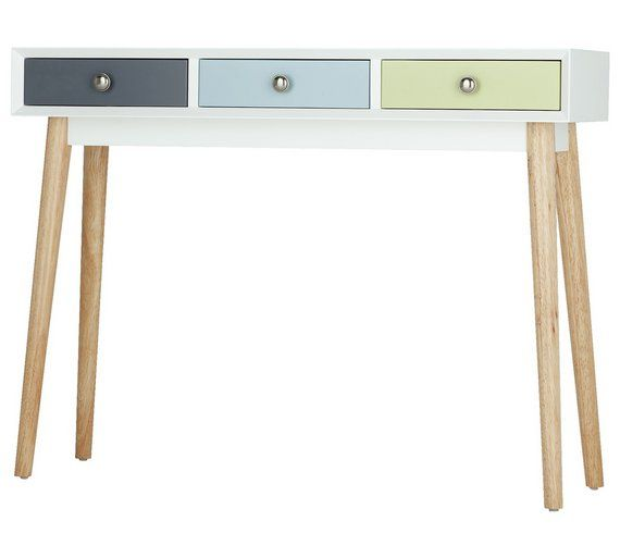 Buy Hygena Lumina Console Table Multicoloured At Argos Co Uk Visit Argos Co Uk To Shop Online For Console Ta Console Table Hallway Furniture Hallway Storage