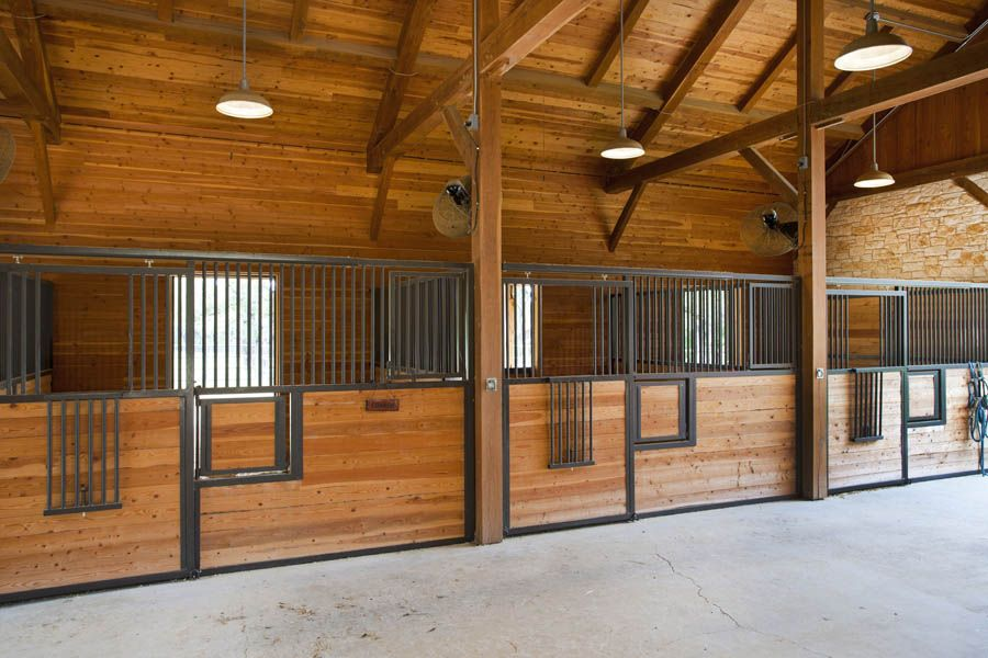 Click to view larger image barn stables pinterest for 4 stall horse barn plans