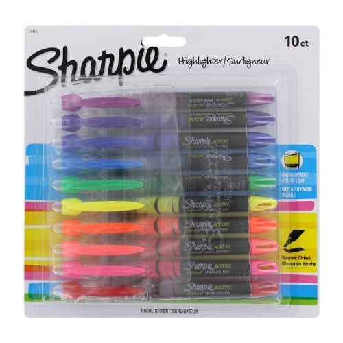 Sharpie Accent Products
