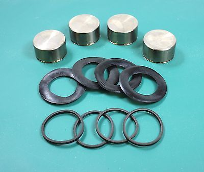 A set of front caliper #pistons & seals ford #zodiac & #zephyr mkiii 1964 - 1966,  View more on the LINK: 	http://www.zeppy.io/product/gb/2/252448180293/