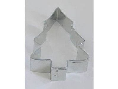 Christmas Tree Cookie Cutter 3-1/2\