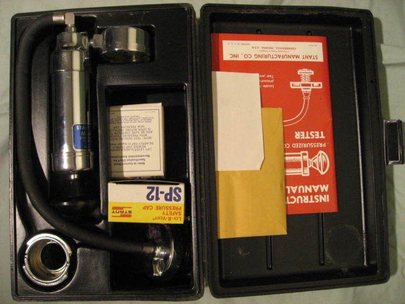 Stant Cooling System Pressure Tester St 255a Tester Pressure System Cooling Stant System Pay Phone Cooling System