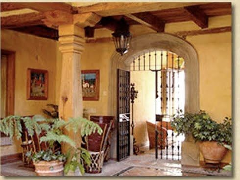 New adventures of dj and cheri hidden gems one day i for Mexican style architecture