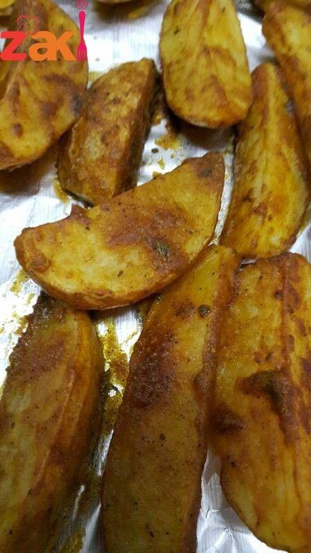 بطاطا ودجز الطعم لحاله حكاية زاكي Food Food And Drink Arabic Food