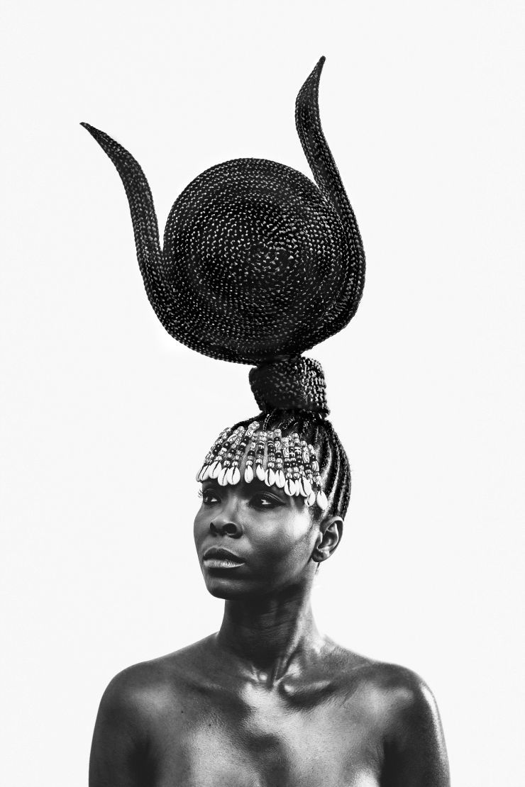 moreshitooblog: afro-textured-art | my people are beautiful