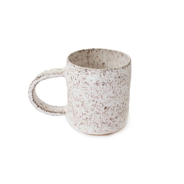 rennes mini mug in white.