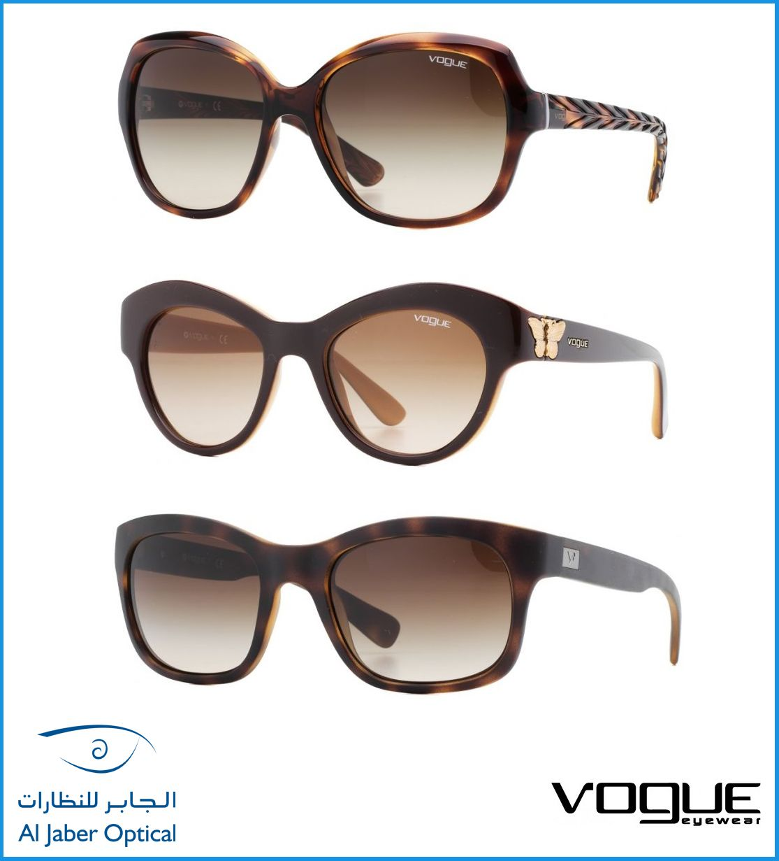 Discover Latest Vogue Eyewear Interpreted By The Imaginative Minds Of Selected Stylists Rayban Sunglasses Aviators Vogue Eyewear Sunglasses