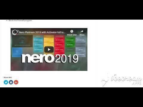 download nero free for mac
