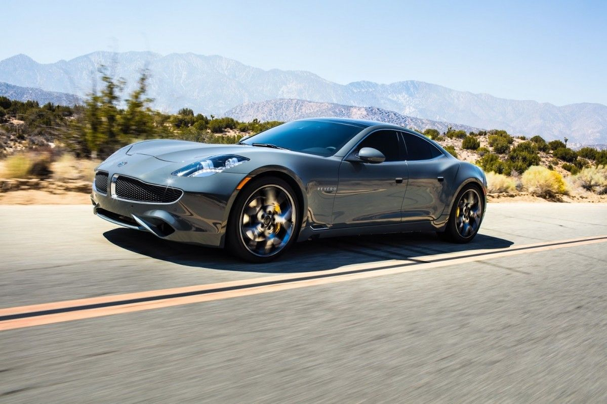 2017 Karma Revero Is Here with 50Mile Electric Range and