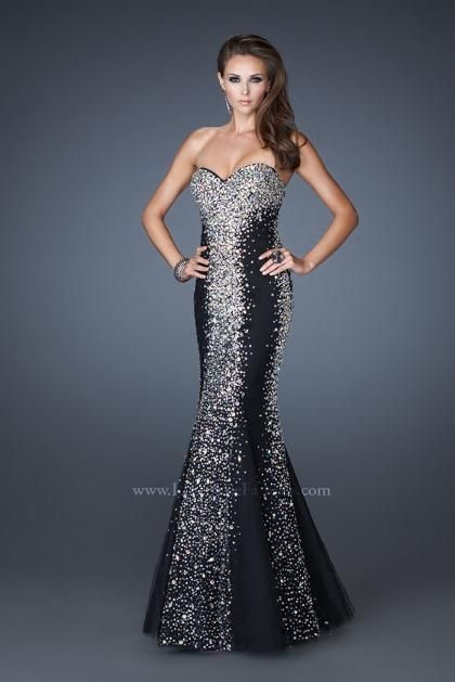 La Femme 18021 at Prom Dress Shop