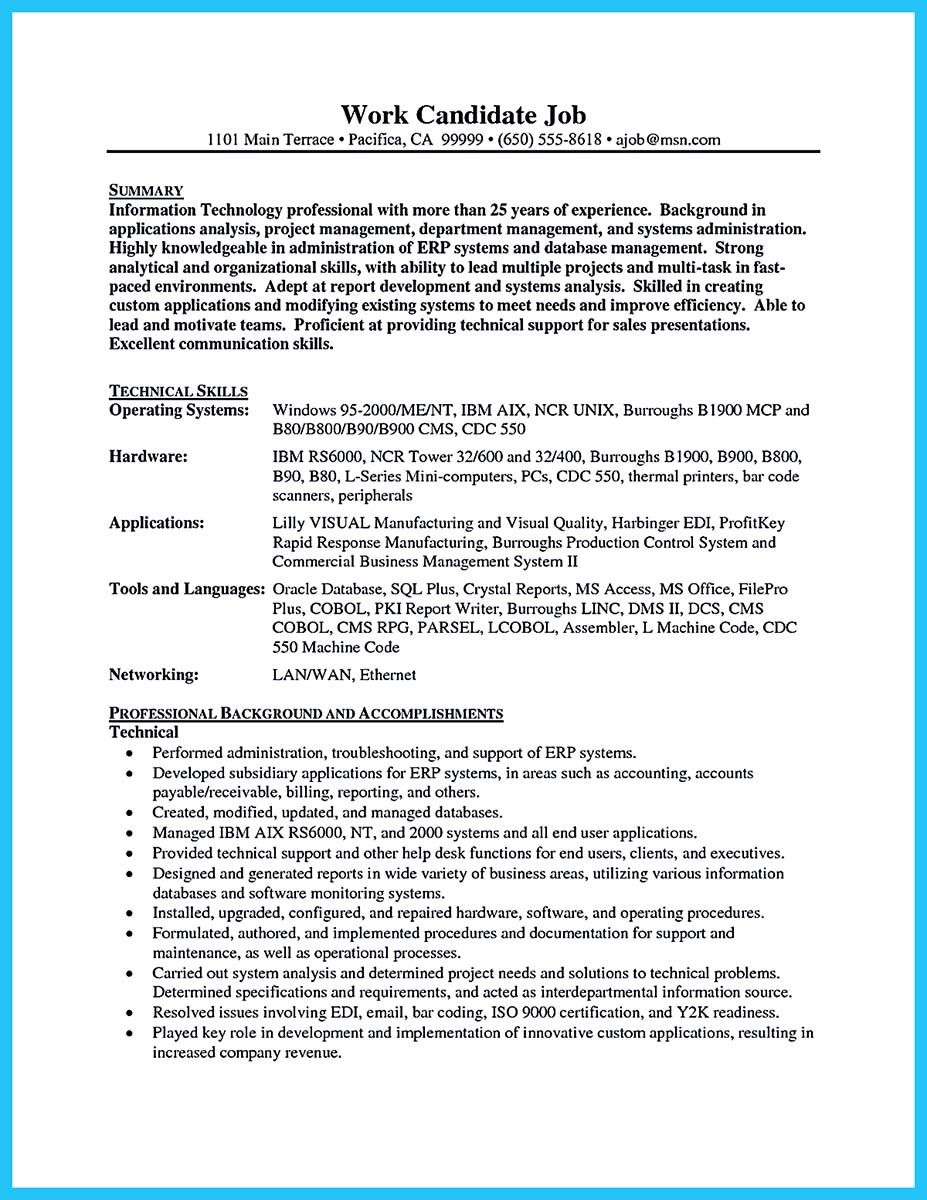 cool Outstanding CTO Resume for Professionals, | resume template ...