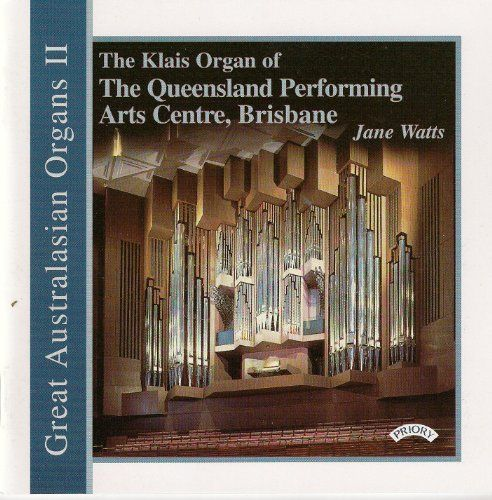 Klais Pipe Organ of Queensland Performing Arts Centre, (QPAC) Brisbane