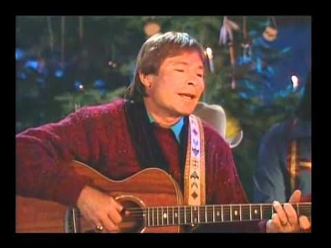 John Denver sings this classic old Christmas carol with Kathy Mattea