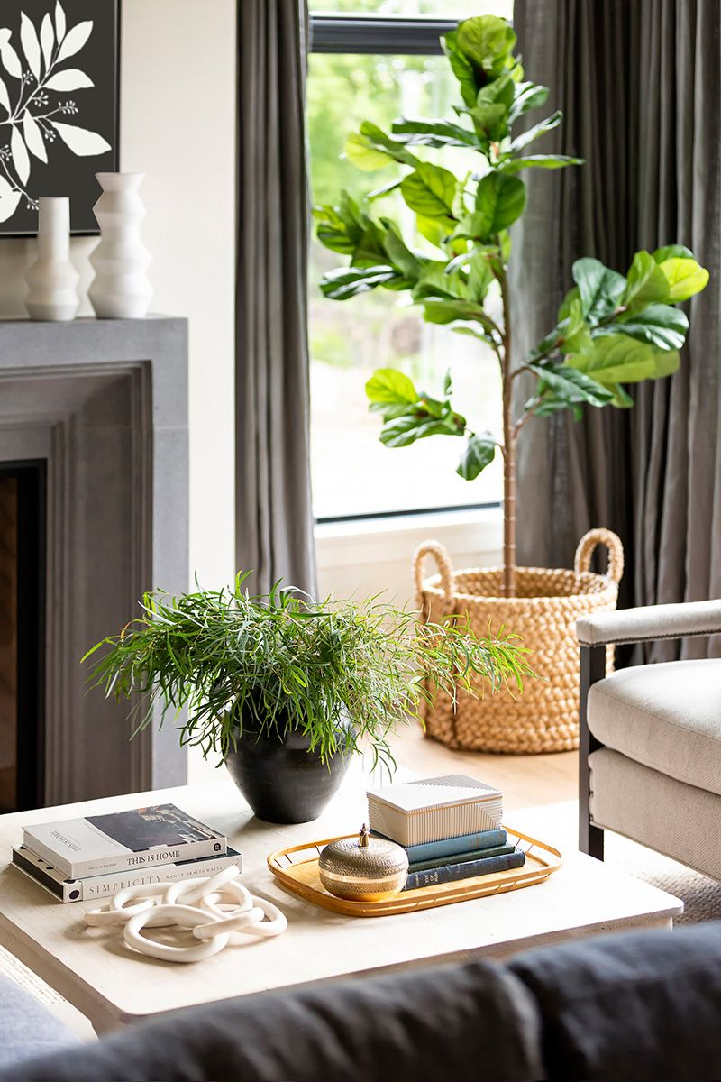 Idealnyj Zagorodnyj Domik Dlya Semi V Ssha Foto Idei Dizajn Living Room Decor Inspiration Living Room Decor Modern Art Deco Living Room