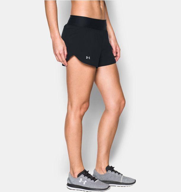 07930316d Women's UA Launch Tulip Woven Shorts Running Shorts, Under Armour Women,  Weekend Wear,