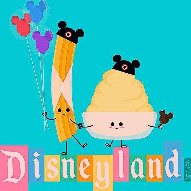 Disneyland Food