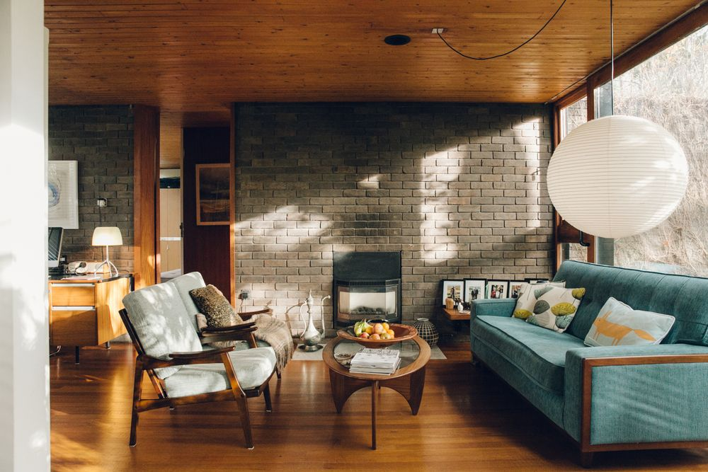 Inside The David Mellor House | Living room interior, Room ...