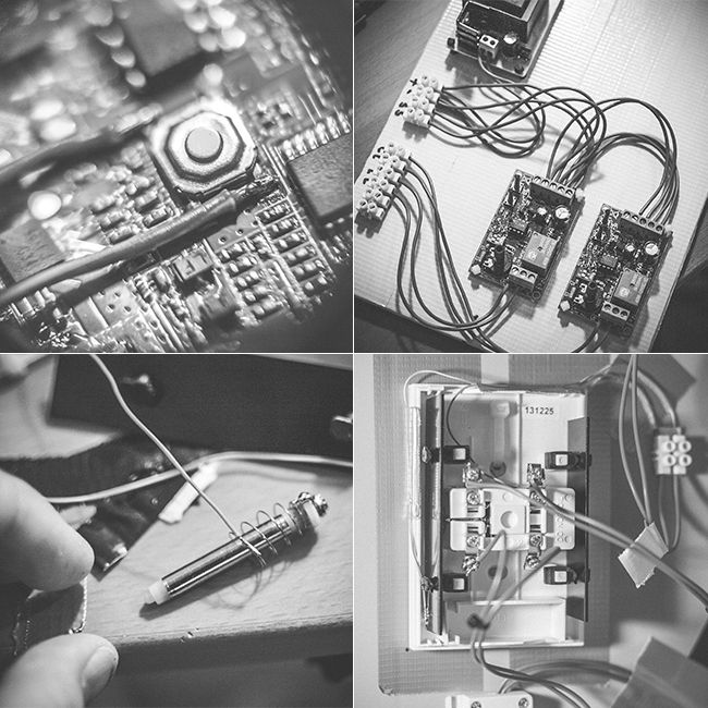 Surprising Homemade Photo Booth By Lars Brandt Stisen Soldering Tiny Wires Wiring 101 Kniepimsautoservicenl