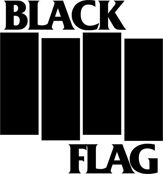 Black Flag Black Flag Logo Black Flag Logos