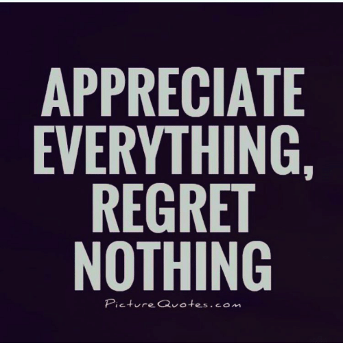 Pin By Snow777 Ariana On I Regret Nothing I Regret Nothing Regrets Mindfulness