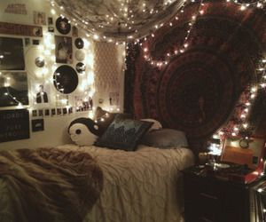 bedrooms with tapestry teenage girls - Google Search ...
