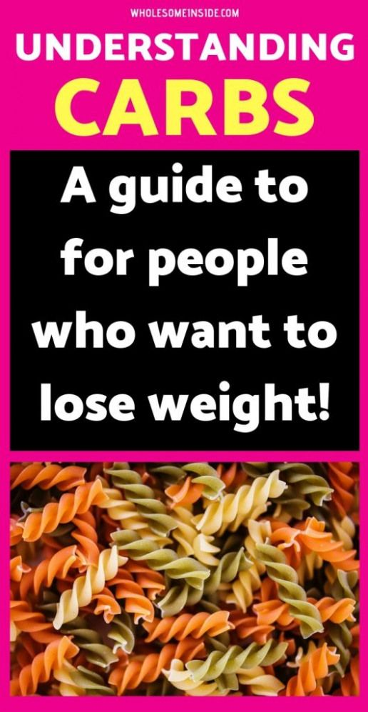WHAT ARE CARBS: A GUIDE TO UNDERSTANDING CARBS FOR PEOPLE WHO WANT TO LOSE WEIGHT!  Many people nowadays see all carbs as being bad. With various lifestyle gurus and followers of the Keto Paleo and Atkins diets highlighting the perils of carbs...