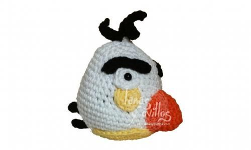 Angry Birds Amigurumi White Free Pattern Angry Birds For Ryan