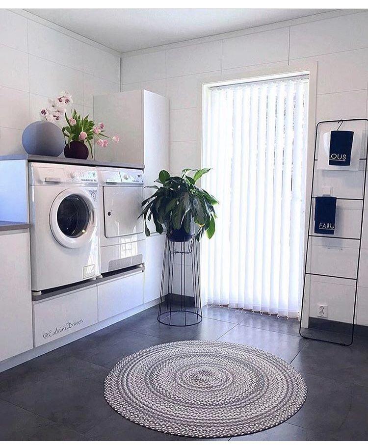 Pin von Tea auf Wc Waschküchendesign, Waschküche und