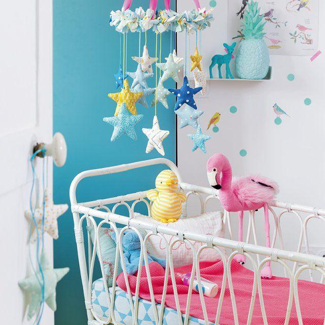 DIY chambre bébé : tous nos tutoriels déco   Constellation and ...